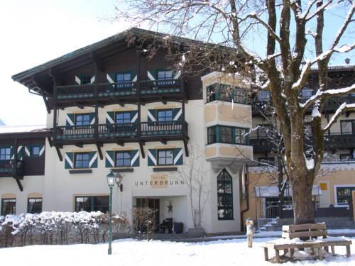 Hotel Unterbrunn Apartments & Gastehaus