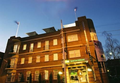 Quest Apartments East Melbourne