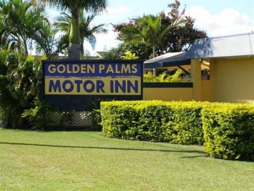 Golden Palms Motor Inn Bundaberg - Compare Deals