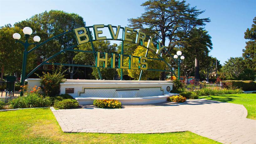 Avalon Hotel Beverly Hills Parking