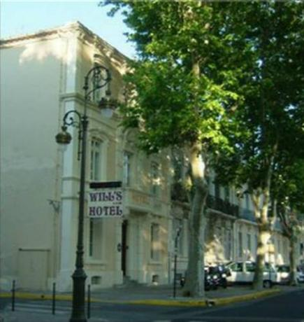 Will 39 s hotel narbonne compare deals for Hotels narbonne