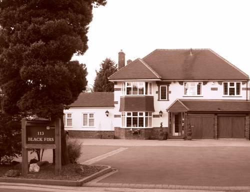 Black Firs Guest House Birmingham