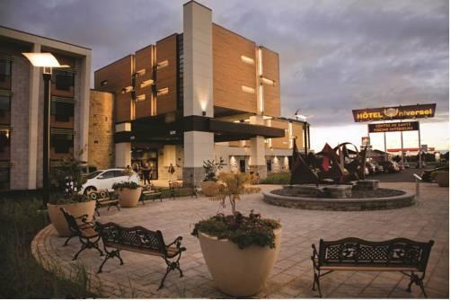 universel hotel riviere du loup compare deals. Black Bedroom Furniture Sets. Home Design Ideas