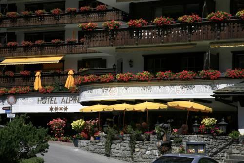 Alpina Hotel Klosters