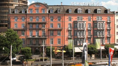 Schweizerhof Hotel Basel