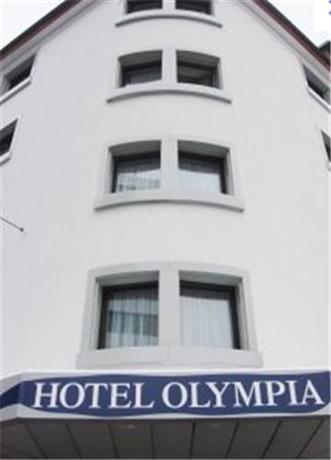 Olympia Hotel Zurich