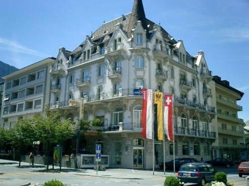 Hotel Victoria Brig
