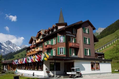Hotel Jungfrau Murren