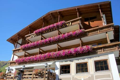Hotel Restaurant Cresta Samnaun
