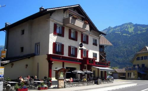 Hotel Tell Interlaken