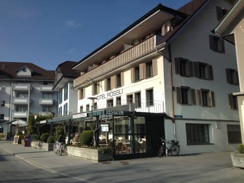 Hotel & Restaurant Rossli Stansstad