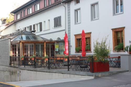 Hotel Hirschen Maienfeld
