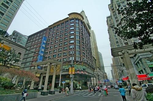 Yitel East Nanjing Road Pedestrian