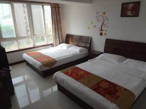 Li jing apartment hotel xi 39 an buscador de hoteles xian china - Buscador de hoteles y apartamentos ...