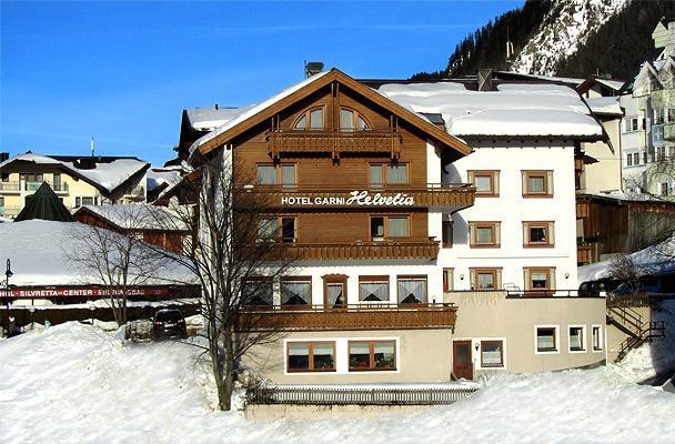 Hotel Garni Helvetia Ischgl