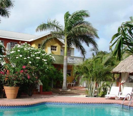 Cunucu Villas Aruba Tropical Garden Apartments Oranjestad