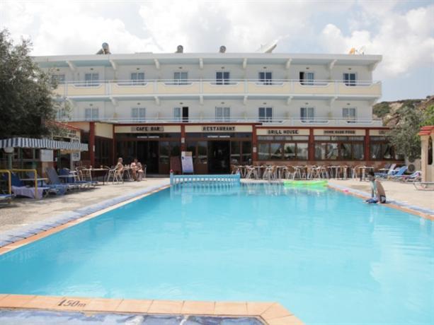 Georgia Apartments Afantou Rhodes
