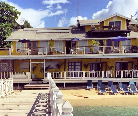 the beach house boutique hotel roatan compare deals. Black Bedroom Furniture Sets. Home Design Ideas