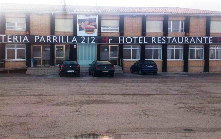 Parrilla Km 212