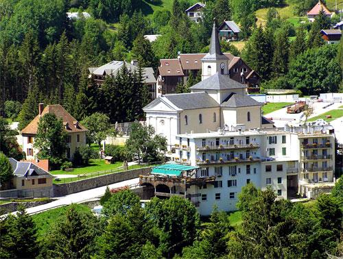 Hotel Saint Pierre D Entremont Chartreuse