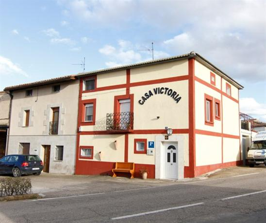 Casa Victoria Ciruena