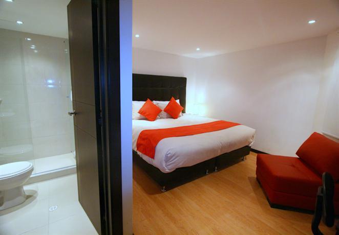 Hotel Montecarlo Bogotá