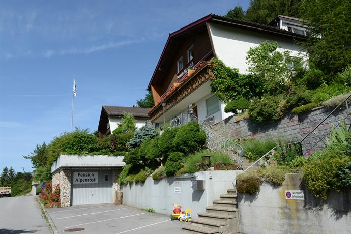 Pension Alpenrosli