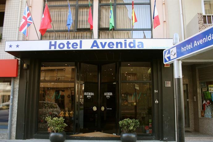 Hotel Avenida Povoa de Varzim