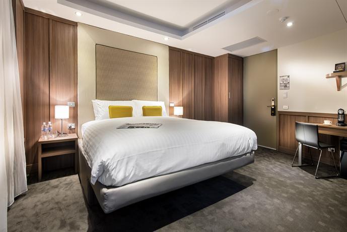 Hougoumont Hotel Perths Best Dirty Weekend