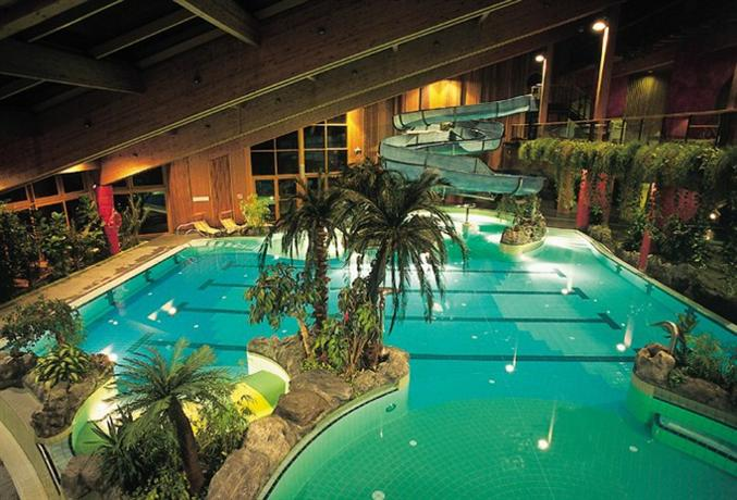 Alpina residence naturns compare deals - Indoor swimming pool with slides london ...