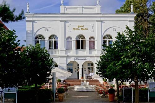 Hotel Villa Salve In Binz