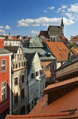 Pension Zamecka Apartma Castle Apartments Cesky Krumlov Compare Deals