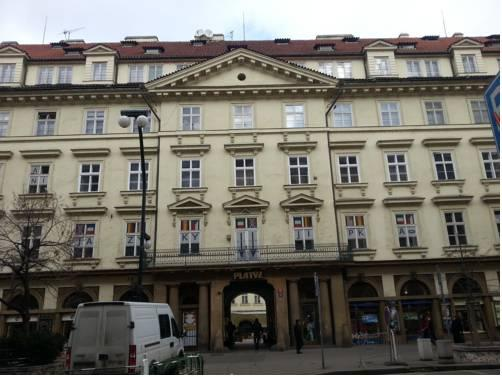 Prague city center apartments compare deals for Hotels in prague city centre