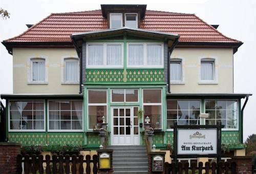 Hotel Am Kurpark Bad Suderode