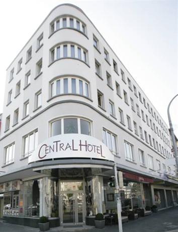 Central Hotel Mannheim