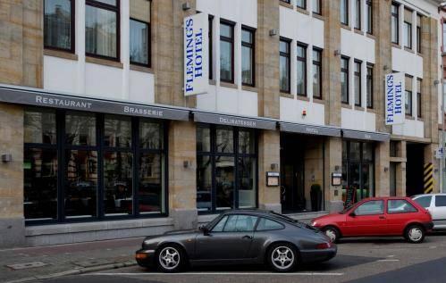 Fleming S Hotel Frankfurt Hamburger Allee Frankfurt Am Main Die