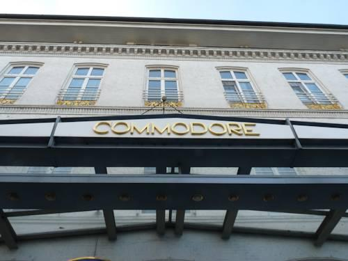 Hotel Commodore Hamburg