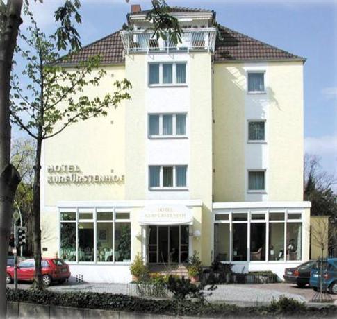 Hotel Kurfurstenhof Bonn