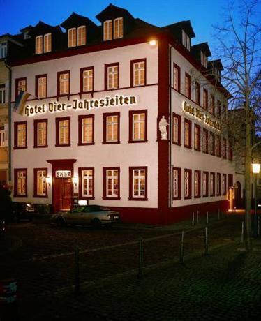 Hotel Vier Jahreszeiten Heidelberg