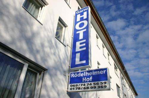 Garni Hotel Rodelheimer