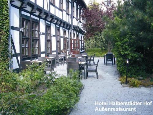 Hotel Restaurant Halberstadter Hof