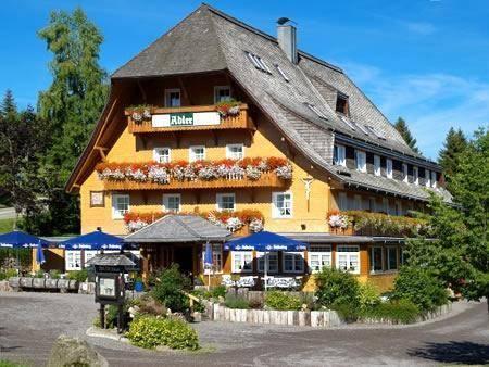 Hotel Adler Barental