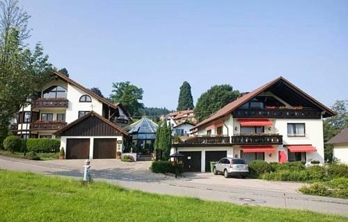 Hotel Rebekka Garni Badenweiler