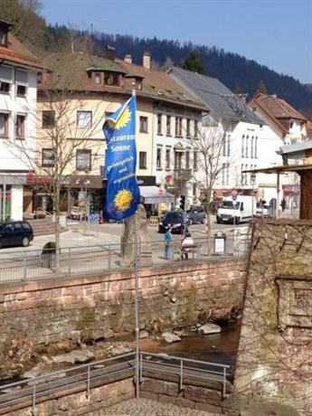 Hotel Sonne Bad Wildbad