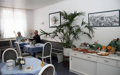 Hotel Pension Waldmuhle