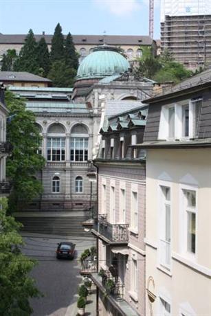Hotel Romerhof Baden-Baden