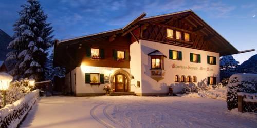 Hotel Garni Zugspitz Farchant