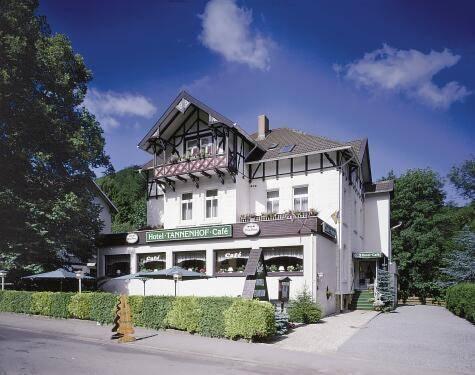 Hotel Tannenhof In Bad Harzburg