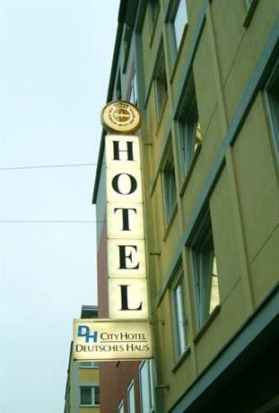 City Hotel Deutsches Haus