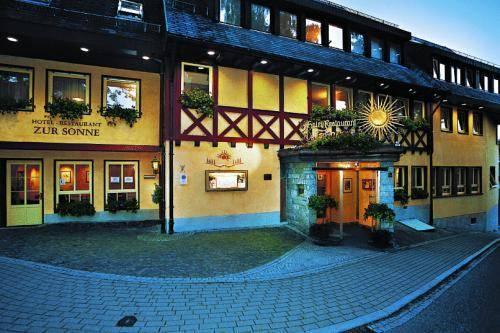 Hotel Restaurant zur Sonne St Peter